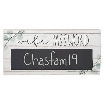 Cal Mil Cinderwood 4 X 6 Chalkboard Wayfair