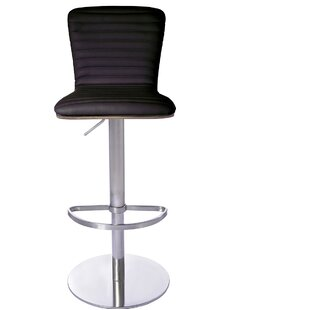 Adjustable Height Bar Stool Bellini Modern Living