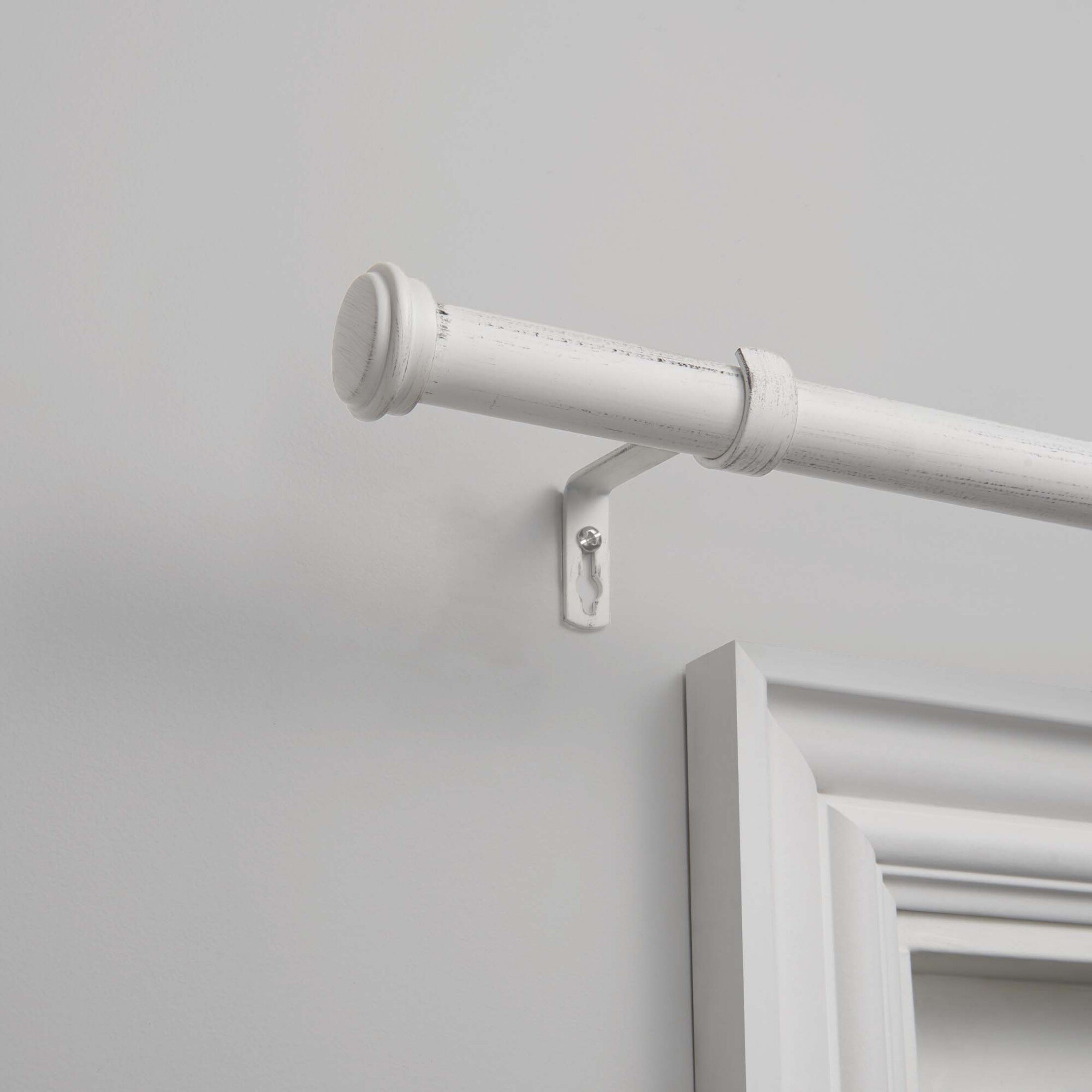 White Brayden Studio Curtain Hardware Accessories You Ll Love In 2021 Wayfair