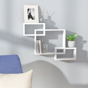 Offerman 3 Intersecting Wall Shelf
