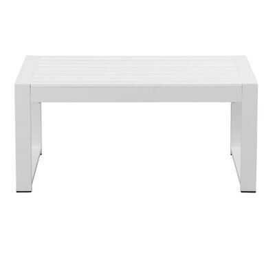 White Patio Coffee Tables You Ll Love In 2019 Wayfair