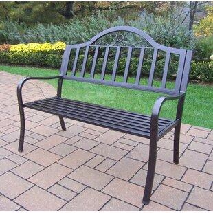 Lisabeth Iron Garden Bench