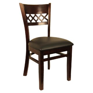 Lattice Back Solid Wood Dining Chair by H&D Restaurant Supply, Inc. SKU:DC789903 Guide