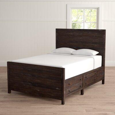 San Anselmo Storage Platform Bed & Loon Peak San Anselmo Storage Platform Bed u0026 Reviews | Wayfair