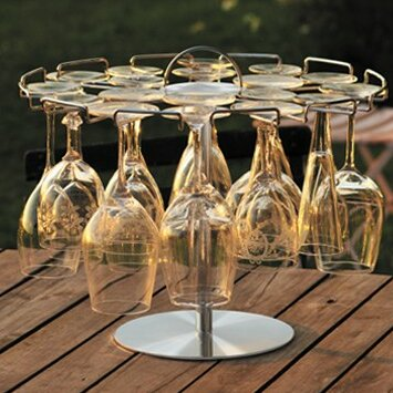 Gl Tree 18 Tabletop Wine Rack