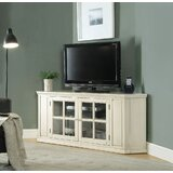 Runge Corner TV Stand for TVs up to 70 by Charlton Home®