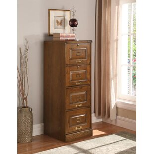 Angeline 4-Drawer Vertical Filing Cabinet