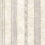 Jaquan Tuscan 33' x 20.5 Stripes 3D Embossed Wallpaper by Darby Home Co