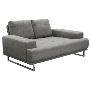 Russo Loveseat by Diamond Sofa