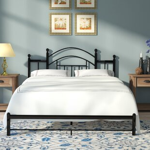 Mayenne Platform Bed by August Grove Top Reviews