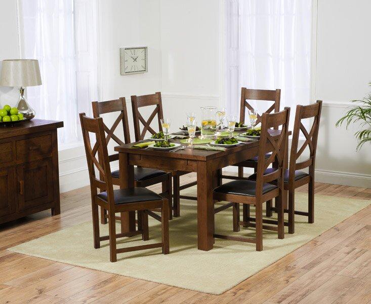 marlow home co essgruppe pipers mit ausziehbarem tisch und 10 st hlen. Black Bedroom Furniture Sets. Home Design Ideas