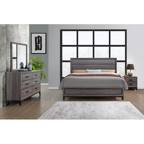 Jerold Standard 2 Piece Bedroom Set