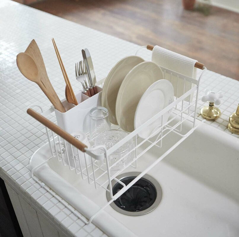 Tosca Over The Sink Dish Drainer Rack