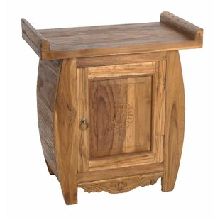 RajaStyle™ 1 Drawer Night Stand