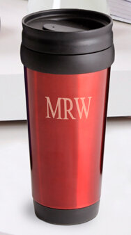 Jds Personalized Gifts On The Go 14 Oz Travel Tumbler Wayfair