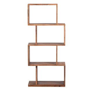 Big Save Amerson Geometric Bookcase by Foundry Select