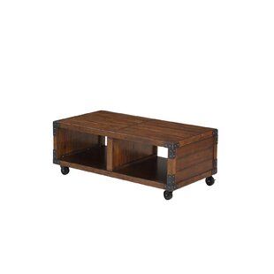 Alisha Coffee Table by 17 Stories Read Reviews