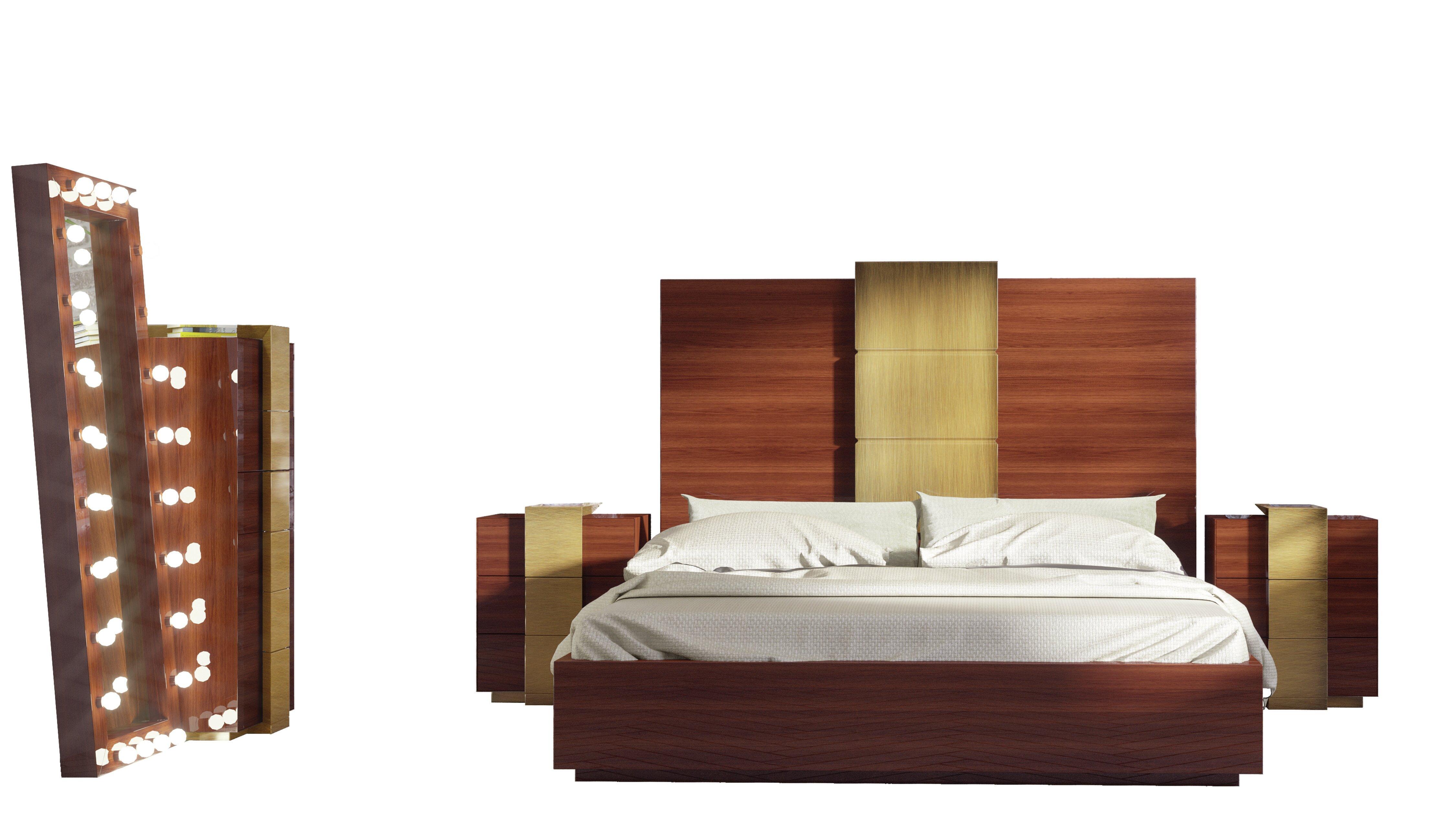 Hispania Home London Bedor13 Bedroom Set 5 Pieces Wayfair