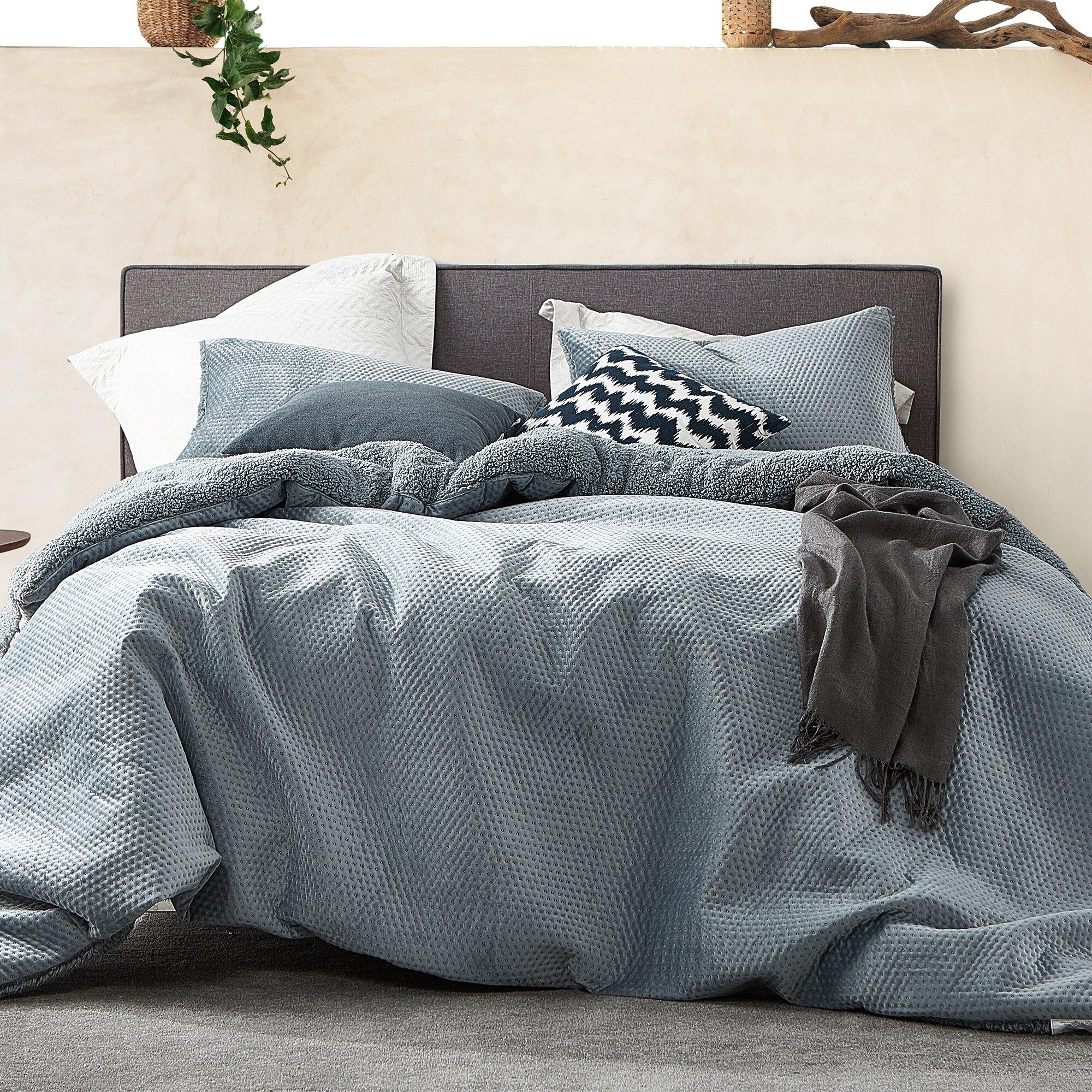 Corrigan Studio Alice Embossy Coma Inducer Comforter Set Wayfair