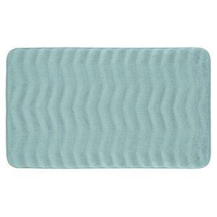 Behnke Micro Plush Memory Foam Bath Mat