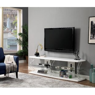 Compare prices Bhanpurawala TV Stand for TVs up to 70 by Latitude Run Reviews (2019) & Buyer's Guide