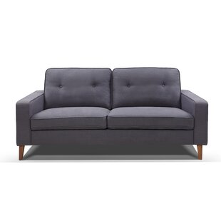Look for Gibby Loveseat by Ivy Bronx Reviews (2019) & Buyer's Guide