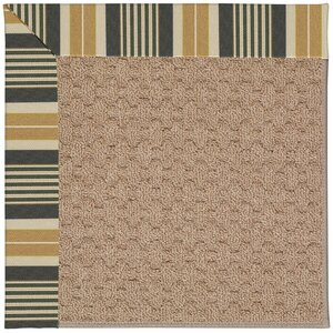 Zoe Grassy Mountain Machine Tufted Indoor/Outdoor Area Rug