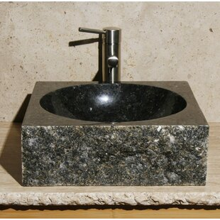 Affordable Price Stone Square Vessel Bathroom Sink ByAllstone Group