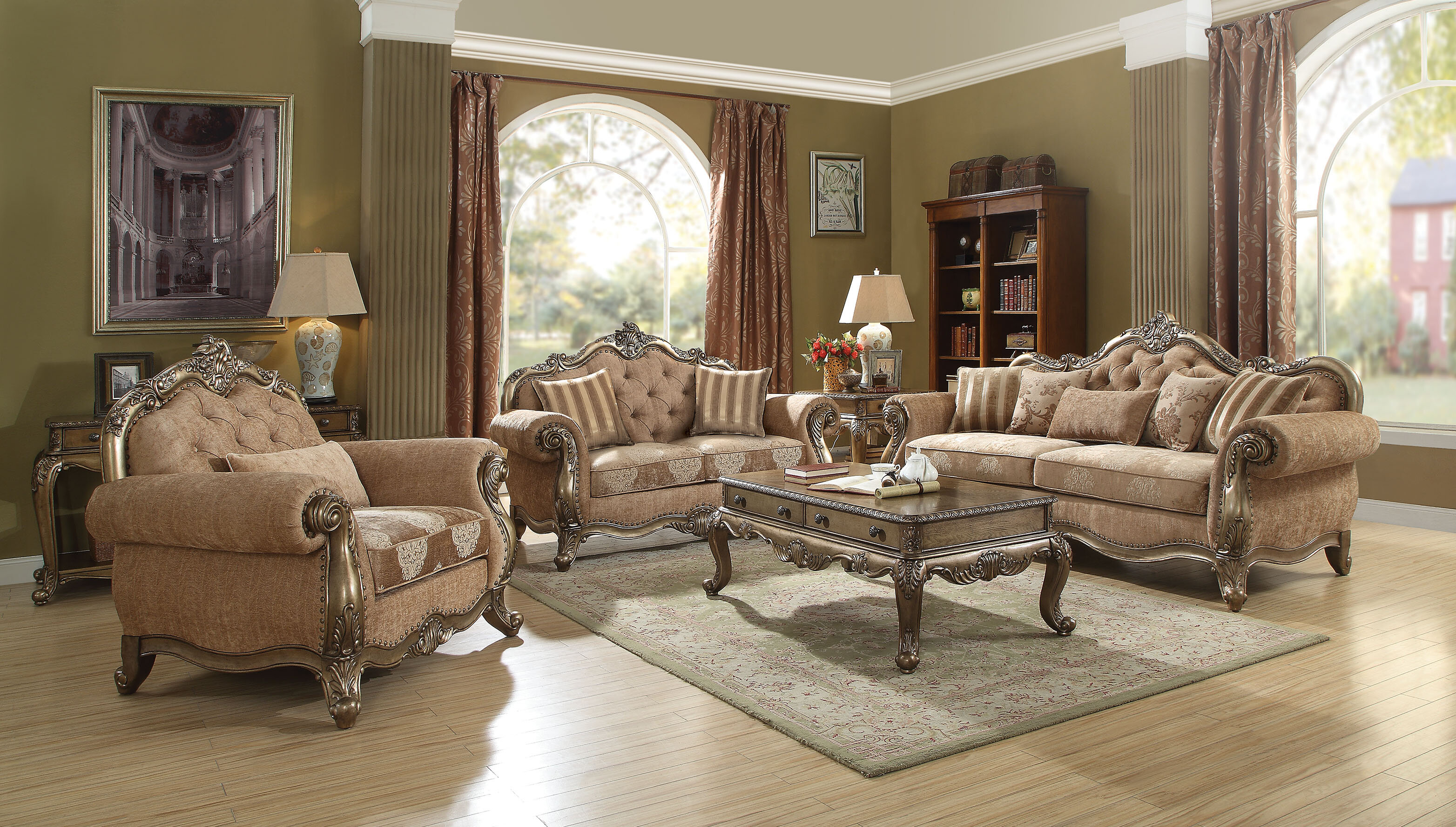 room pin living set signature darcy by ashley in flash fabric design furniture