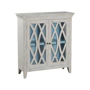 Cranford 2 Door Accent Cabinet by Rosecliff Heights