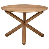 Solid Wood Dining Table by Adore Decor