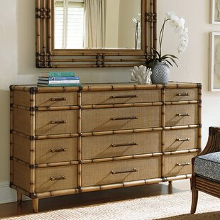 Twin Palms 12 Drawer Dresser