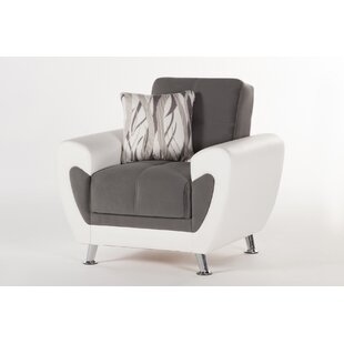 Solihull Plato Armchair by Orren Ellis