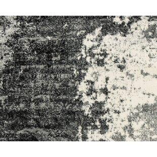 Reviews Grus Black/Gray Area Rug ByOrren Ellis