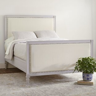 Dobson Upholstered Panel Bed By Birch Lane?