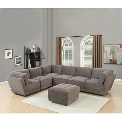 Microfiber Sectionals You Ll Love In 2019 Wayfair