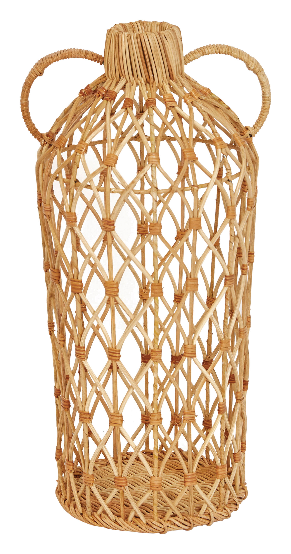 Gabija Beige 17 Rattan Table Vase Reviews Joss Main