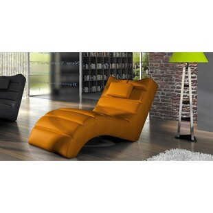 Great choice Graysville Chaise Lounge by Orren Ellis Reviews (2019) & Buyer's Guide