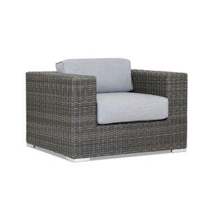 Emerald II Patio Chair with Sunbrella Cushion