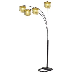 Inexpensive Boukhari 84 Tree Floor Lamp By World Menagerie