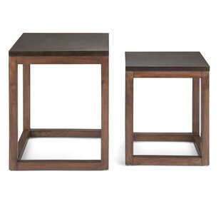 Firman 2 Piece Nesting Tables