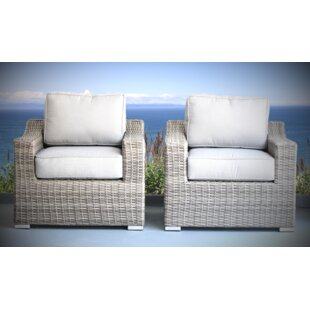 Huddleson Chair with Cushion (Set of 2)