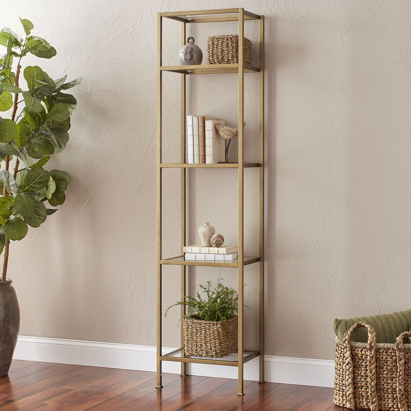 default_name - Birch Lane™ Buchanan Mini Bookcase & Reviews Wayfair