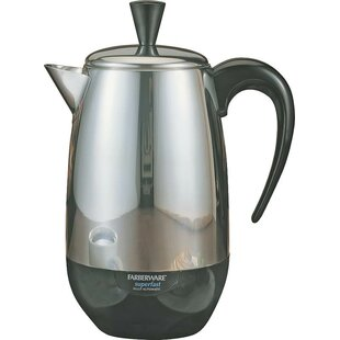 8-Cup Percolator Coffee Maker