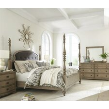 Cleo Four Poster Customizable Bedroom Set by Laurel Foundry Modern Farmhouse