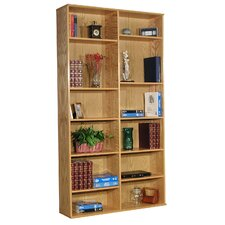 Heirloom 86 Standard Bookcase by Rush Furniture