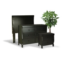 Bachelder High Quality All Wood 3 Piece Bedroom Set by Darby Home Co