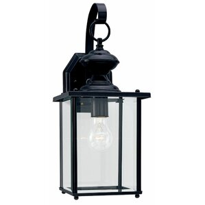 Carmen 1 Light Outdoor Wall Lantern