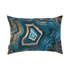 Lilian Geode Lumbar Pillow