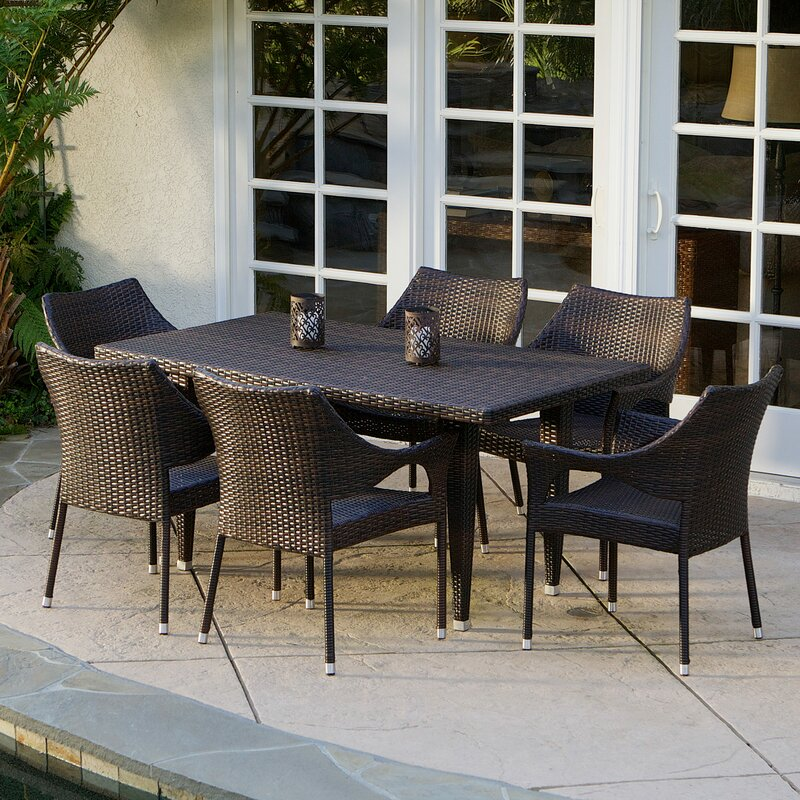 Modern Patio Dining Furniture modern patio dining furniture r and inspiration
